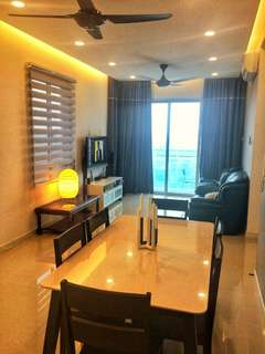 Master Room For Rent with Bathroom @ Desa Green Service Apartment