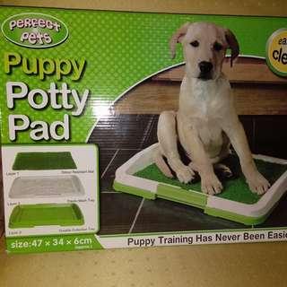 PUPPY POTTY PAD TRAINER