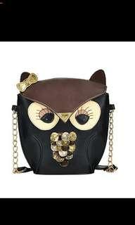 Preorder Owl Shoulder bag