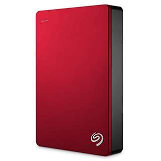 Seagate Backup Plus Slim 1TB Portable External Hard Drive USB 3.0, Black + 2mo Adobe CC Photography (STDR1000100)