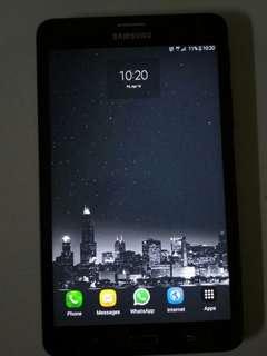SAMSUNG Galaxy Tab A 7 inch 2016 [SM-T285] - Black (BATANGAN)