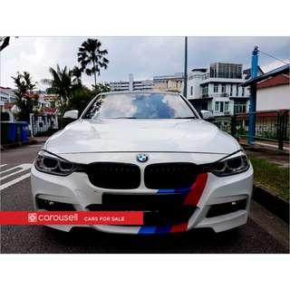 BMW ActiveHybrid 3 Sedan Hybrid Auto M-Sport