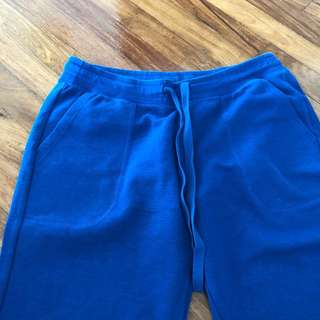 Uniqlo Blue Lounge Pants