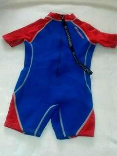 Kid's Short Wetsuit / Swimwear
