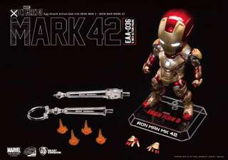 Ironman 3 Mark 42 Figurine