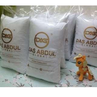 Combo 3 Biji Bantal Hotel DAG H-Class - Washable Pillow
