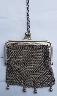 2 nonyah silver purse