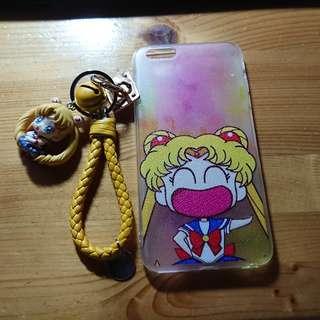 iPhone 6/6s Plus Sailor moon case