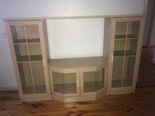Cashmere TV unit