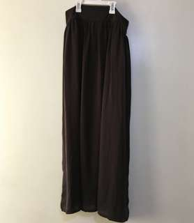 Charity Sale! Authentic Limited Editions Long Flowy Modest Women's Skirt Size 10