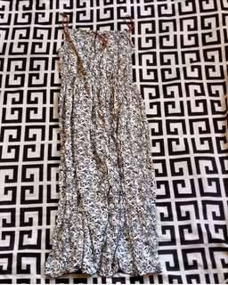 Pre-loved Floral Maxi Dress