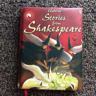 Stories from Shakespeare by Usborne