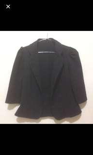 Blazer / outer hitam