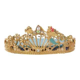 Japan Disneystore Disney Store Ariel the Little Mermaid Crown Tiara Accessory Tray