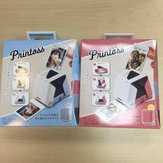 Printoss 手機 相片打印機 (暫停接受預訂)