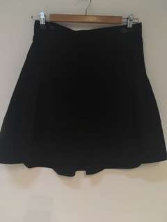 American Apparel Skirt - Black