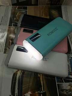 Romoss 9800mah