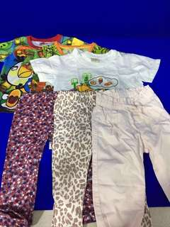 Baby Girls clothes up to 12-24 months