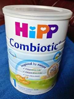 Hipp 1 原裝行貨德國喜寶 初生 奶粉 800g