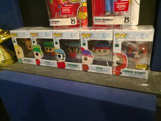 South Park Funko Pop Set