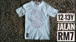 12-13y t-shirt
