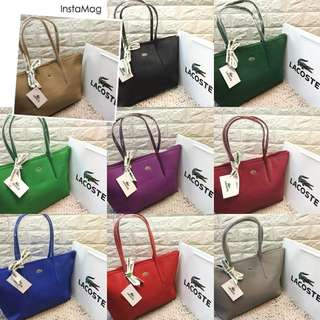 Lacoste Tote Bag Class A