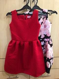 Dress by mojoe Girls SALE buy 1 get 1