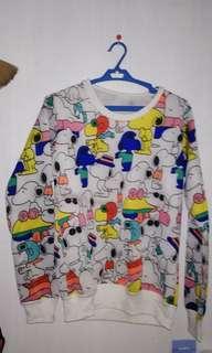 Snoopy longsleeves
