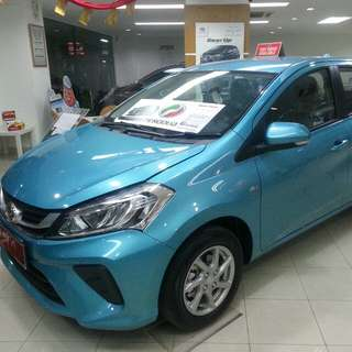 2018 Myvi FREE Shopping Voucher RM400 + FREE GIFTS