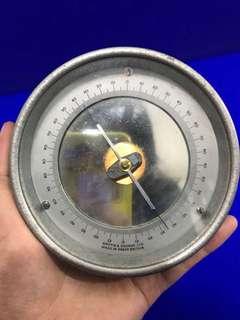 Vintage Griffin & George tangent galvanometer