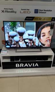 Sony UHD Tv 43inch android tv