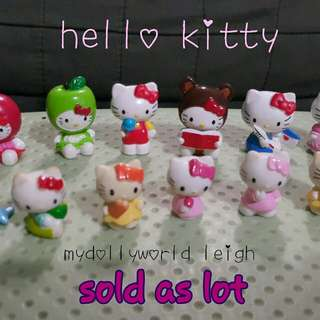 Hello kitty minis