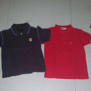 Bundle Polo Tshirts Tops