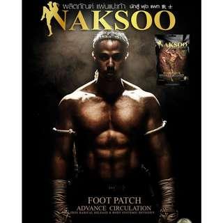 Voodoo Naksoo Foot Patch