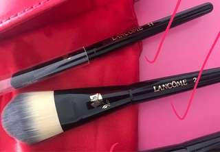 Lancome Make Up Brushes