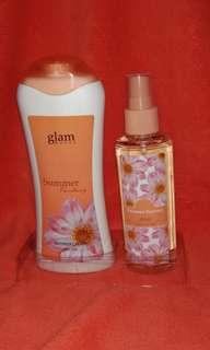 Shower Cream + Perfume Mist