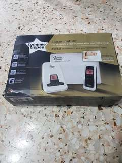 Baby Monitor (with Sensor Pad)