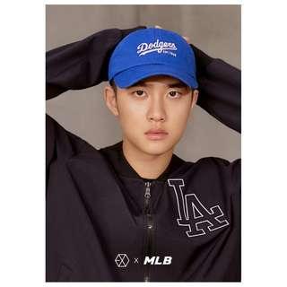 【Korea Buying Service 4/20-29】MLB x Exo DO Original Ball Cap