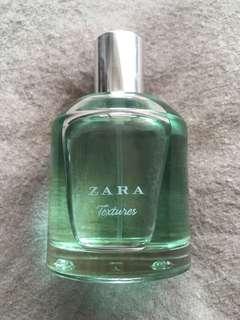 Zara textures perfume