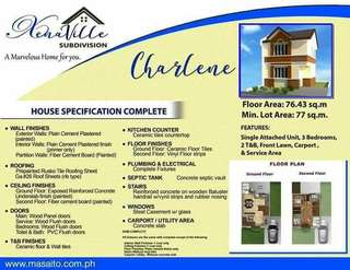 50k Discount Single Homes in Ge. Trias
