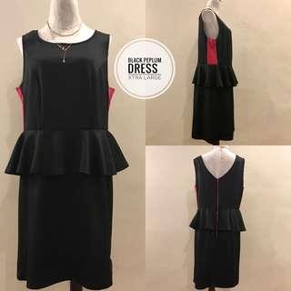 Peplum HQ Dress