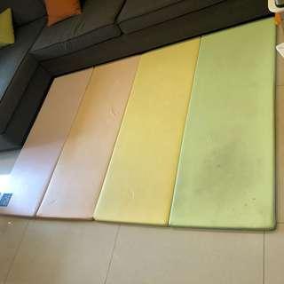 Alzip mat 兒童折疊地墊 遊戲墊 - 尺寸G