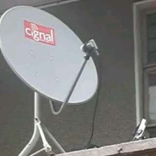Cignal Satellite Dish