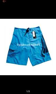 Boardshort Size 36 (Blue,yellow,red)
