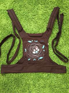 Preloved Mei Tai Baby Carrier