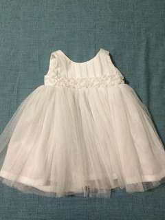 Baby's White Dress