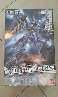 1/100 MCGillis's Schwalbe Graze