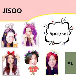 BLACKPINK Jisoo Phone Sticker