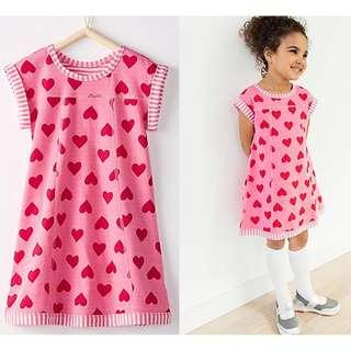 Kids cotton dress(preorder)