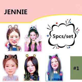 BLACKPINK Jennie Phone Stickers